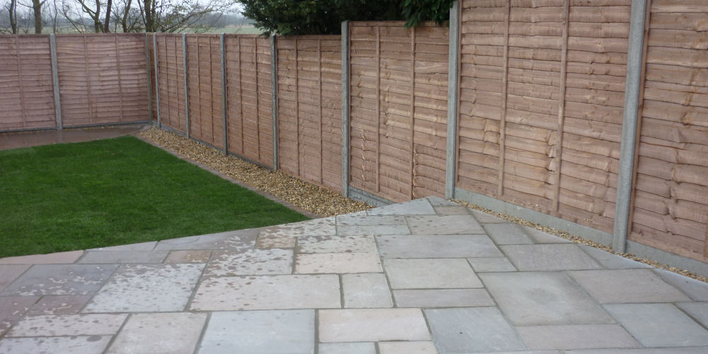 Garden Paving and landscaping in Norwich, Norfolk